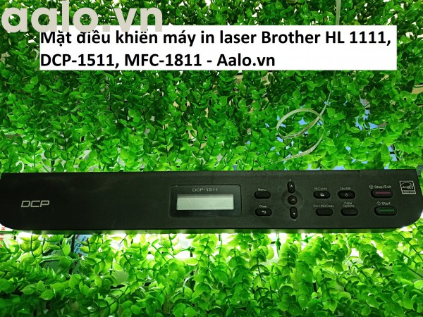 Mặt điều khiển máy in laser Brother HL 1111, DCP-1511, MFC-1811