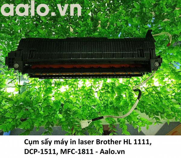 Cụm sấy máy in laser Brother HL 1111, DCP-1511, MFC-1811