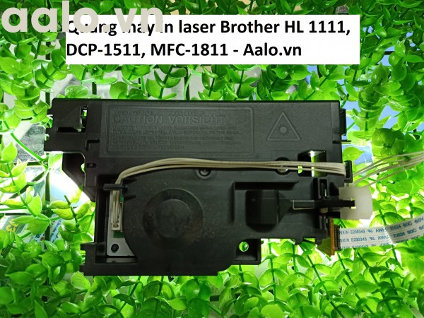 Quang máy in laser Brother HL 1111, DCP-1511, MFC-1811