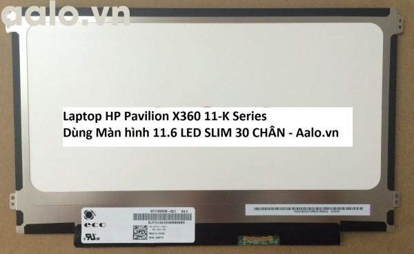 Màn hình Laptop HP Pavilion X360 11-K Series