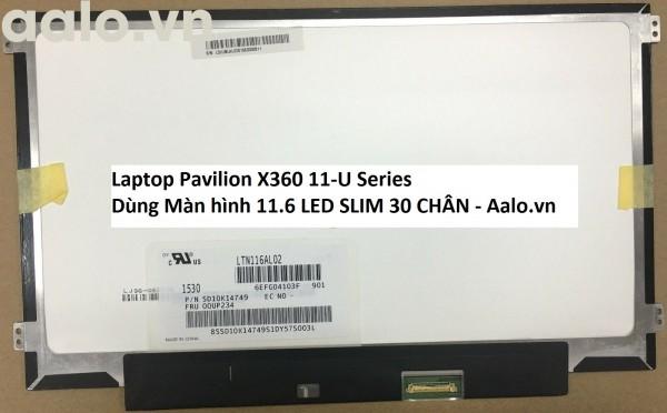 Màn hình Laptop Pavilion X360 11-U Series
