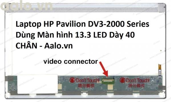 Màn hình Laptop HP Pavilion DV3-2000 Series