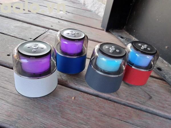 Loa Bluetooth Di Động A68 Đèn led đổi màu ( Mẫu mới 2019) - aalo.vn
