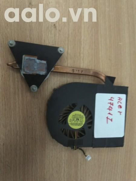 cánh quạt tản nhiệt CPU cũ acer 4741Z