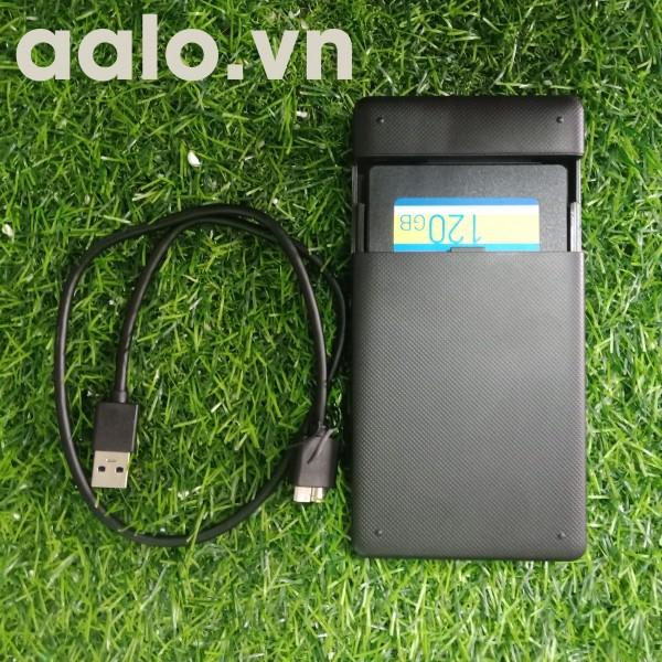 Ổ cứng ngắn ngoài SSD 120G
