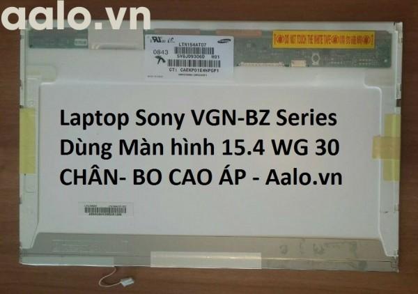 Màn hình Laptop Sony VGN-BZ Series