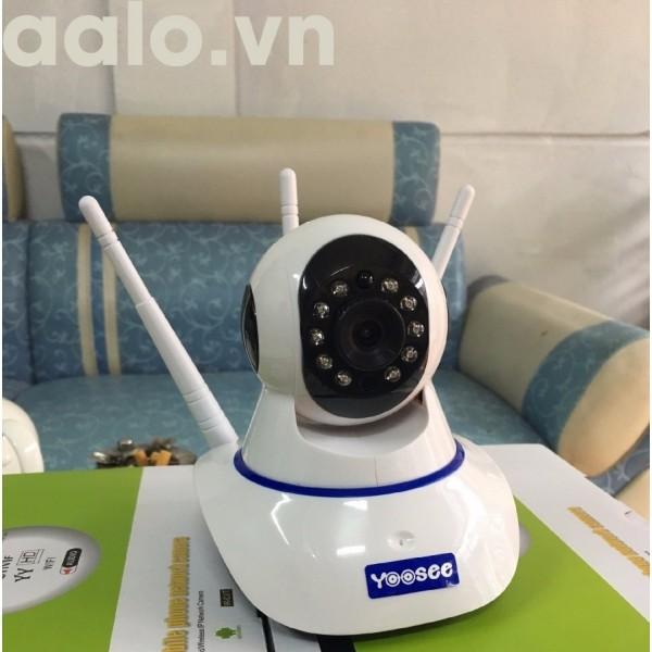 Camera APP YOOSEE FULL HD 1080 góc rộng - aalo.vn