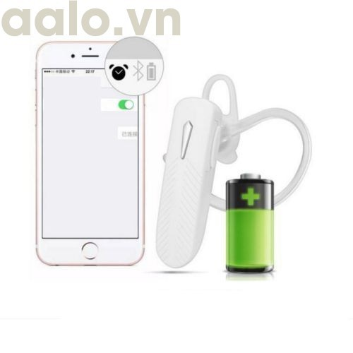 TAI NGHE BLUETOOTH M139 NGHE HAY - aalo.vn