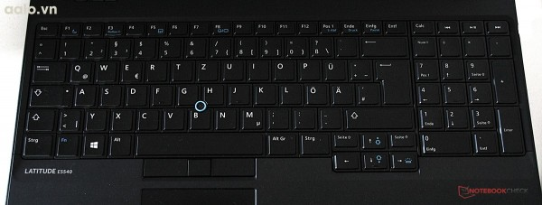 Bàn phím laptop Dell Latitude E5540 - Keyboad Dell