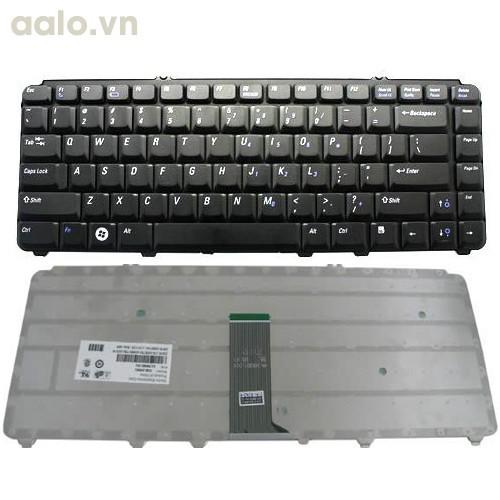 Bàn phím laptop Vostro vostro 1400 1500 1420 1525 1000 (Đen)  - Keyboard Dell