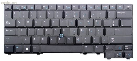 Bàn phím laptop Dell Latitude E5440 - Keyboad Dell