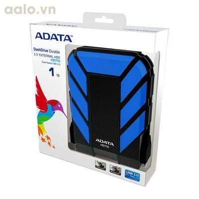 Ổ cứng di động ADATA 3.0 HD710 1TB Xanh