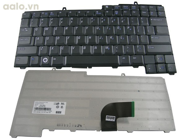 Bàn Phím laptop DELL LATITUDE D520, D530 - Keyboard Dell
