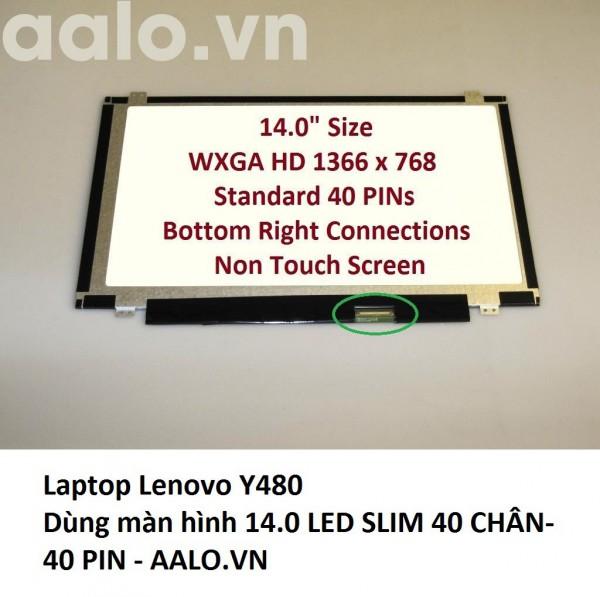 Màn hình laptop Lenovo Y480