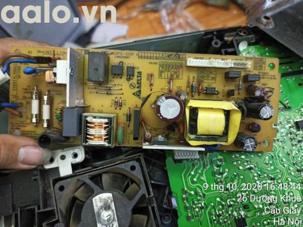 Sửa Máy in Laser Brother HL-2130 lỗi không lên nguồn - AALO.VN
