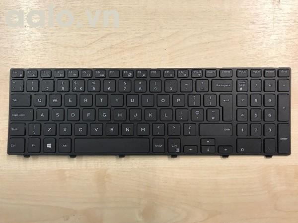 Bàn phím laptop Dell Inspiron 15 15-3558 3541 3542 3543 5000 5545 5547 UK Keyboard 0N3PXD N3PXD - Keyboad Dell