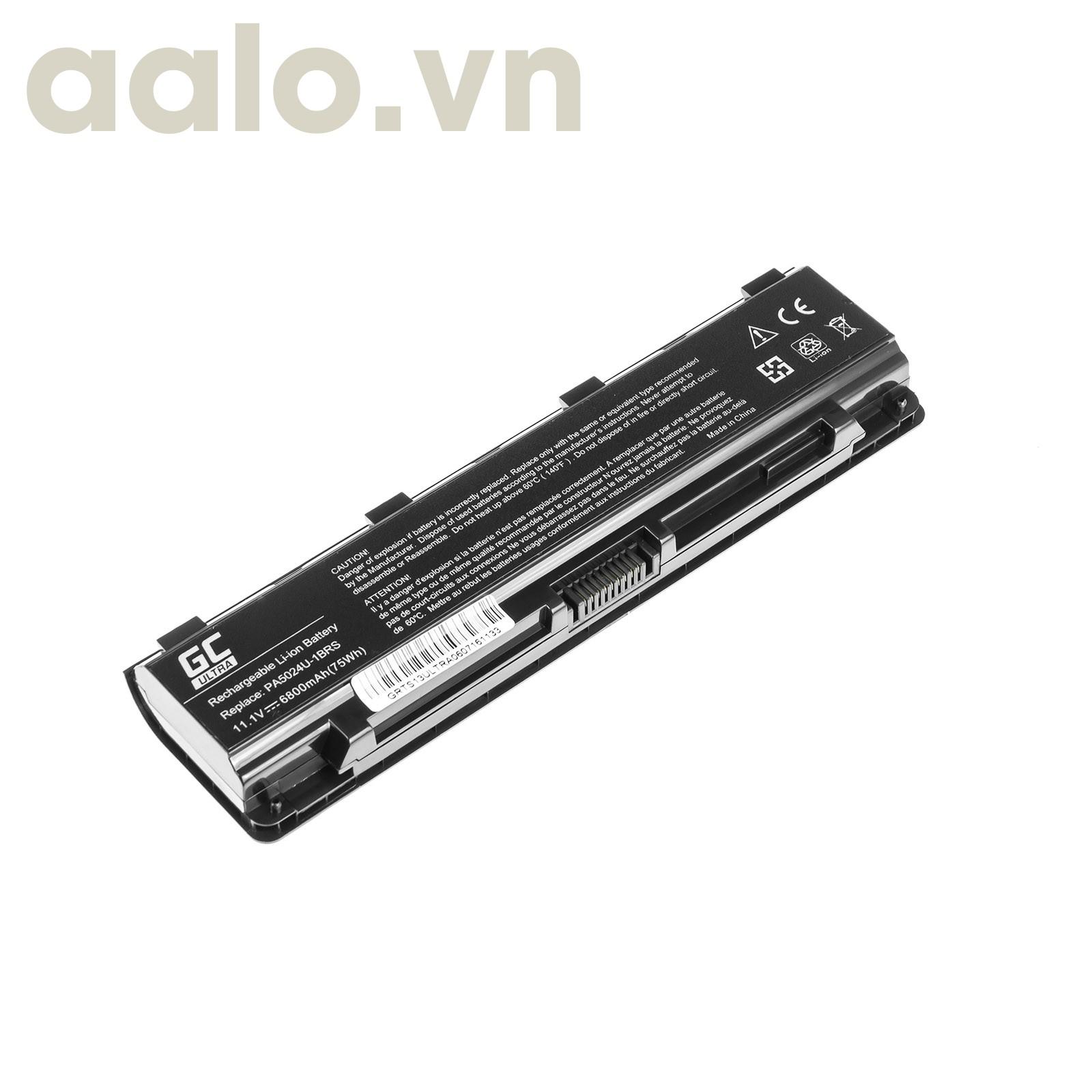 Pin Toshiba Satellite S800