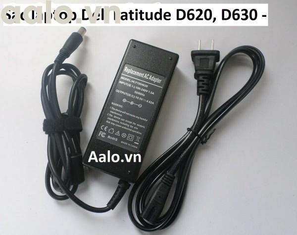 Sạc laptop Dell Latitude D620, D630
