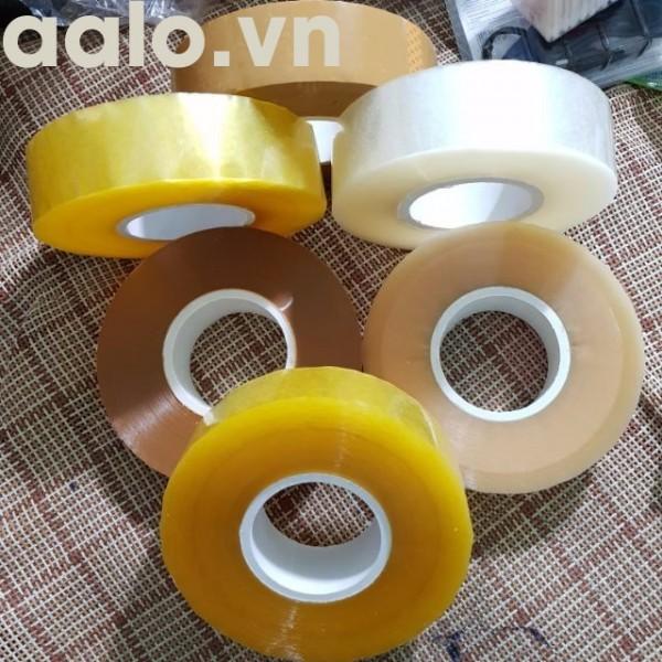 COMBO 6 Cuộn băng dính 6kg (lõi nhựa) - aalo.vn