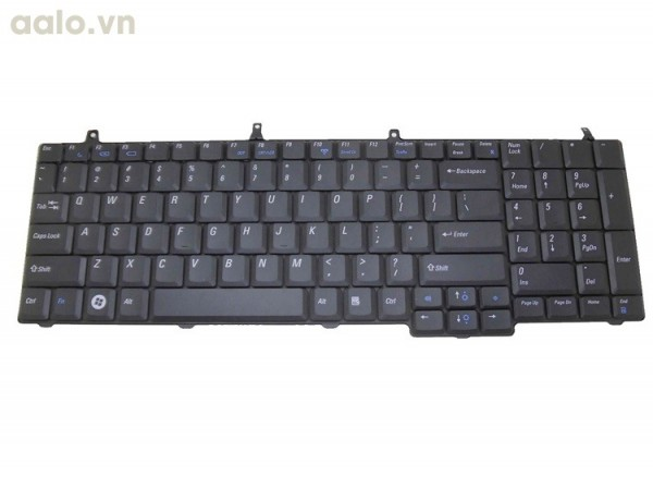 Bàn phím laptop Dell Inspiron 1710 1720 1721 1745 1750 1764 - Keyboard Dell