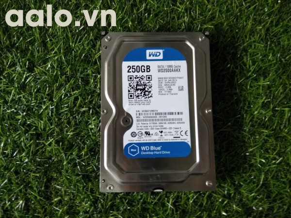 Ổ cứng HDD for PC Seagate Sata 250GB 7200rpm