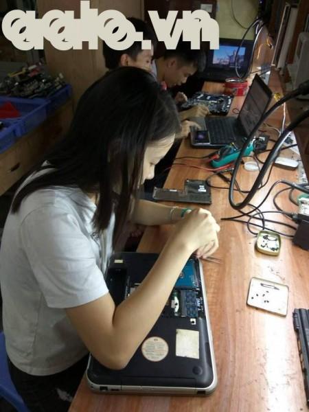 Sửa laptop DELL 1310 1510 màn sọc hình-aalo.vn