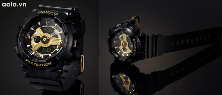 Đồng hồ thể thao Casio BA-110-1ADR cao cấp