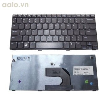 Bàn phím laptop Dell Mini 1012 1018 - Keyboard Dell