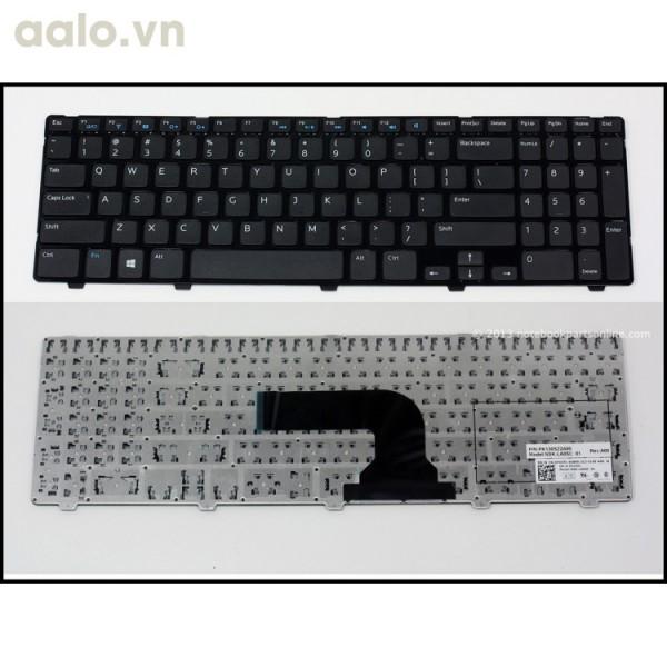 Bàn phím laptop Dell Inspiron 3521, 3537, 5521, 5537 -Keyboard Dell