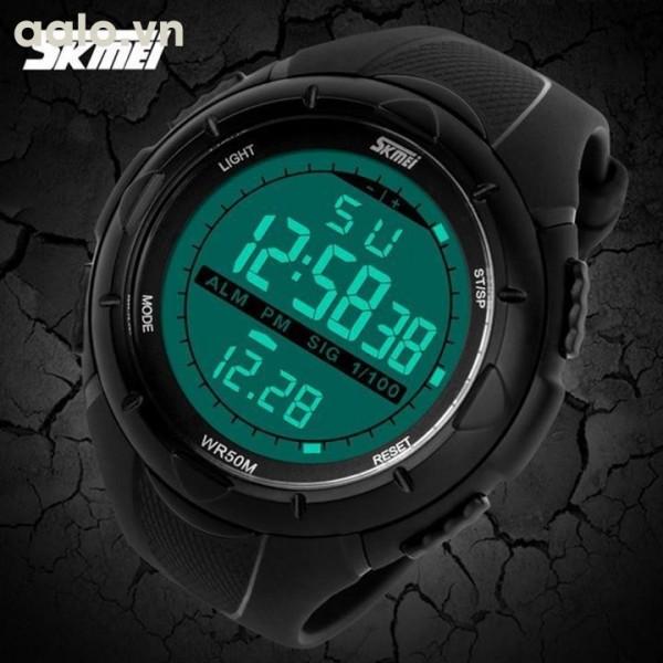 Đồng hồ thể thao nam dây nhựa SKMEI DG1025