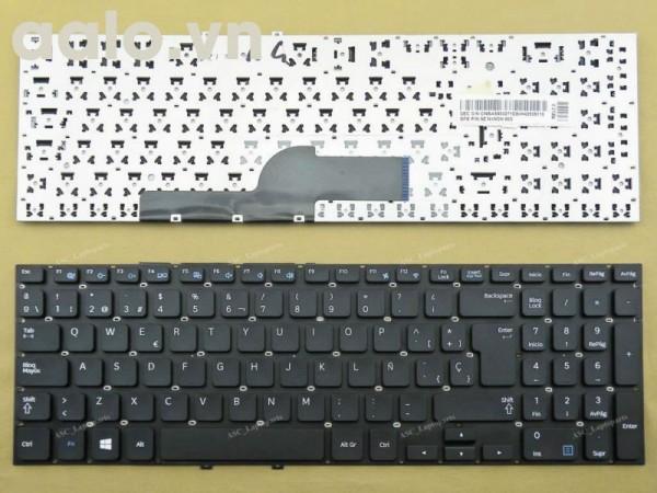 Bàn phím laptop Samsung NP270E5V NP275E5V NP270E5E 275E5E - Keyboard Samsung