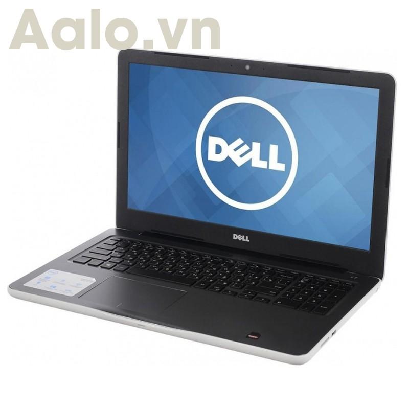 Laptop cũ Dell Inspiron 5565 (AMD A10-9600/ RAM 4GB/ HDD 500GB/ R5M440/ 15.6 inch HD)