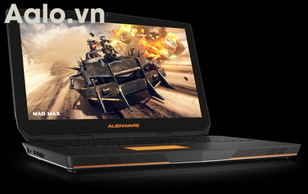 Laptop cũ Dell ALienWare 17R3 (i7 6700hq, RAM 16GB, HDD 1TB, SSD 256GB, GTX970, 17 inch FHD)