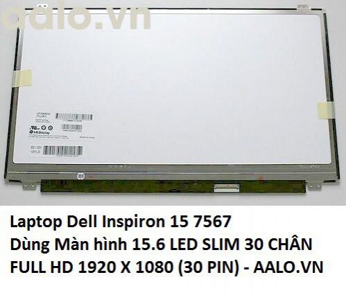 Màn hình laptop Dell Inspiron 15 7567