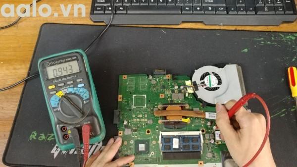 Sửa Laptop Asus K401 mất nguồn-aalo.vn