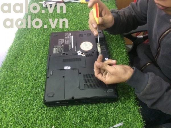 Sửa laptop HP 6720s  không sạc được pin-aalo.vn