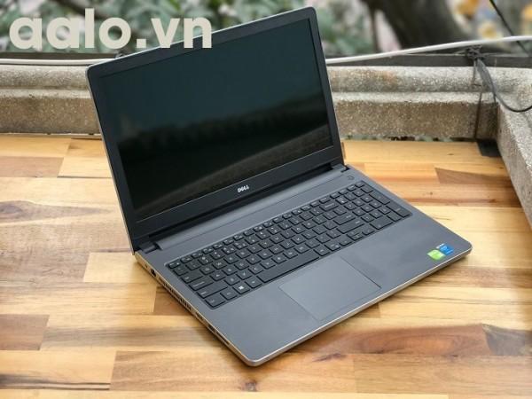 Laptop Dell 5558 Chíp core i5 5200U RAM 4GB Ổ 500G Màn 15.6 GT920