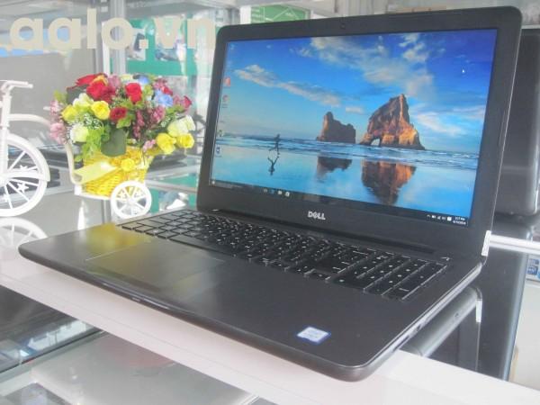 Laptop Dell 5567Chíp core i5 7200U RAM 4GB Ổ 500G AMD Radeon R7 M260