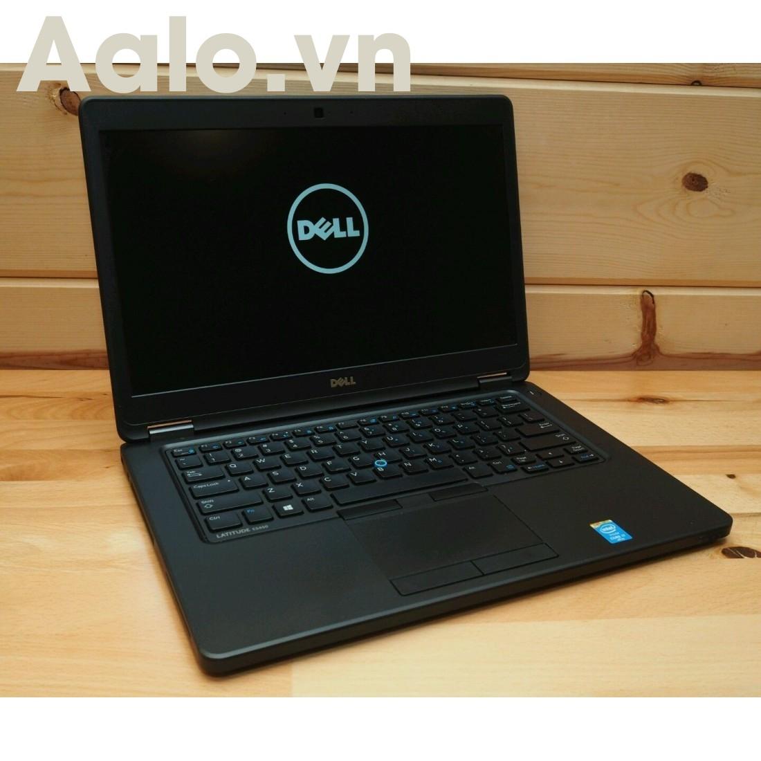 Laptop cũ Dell Latitude E5450 (i5 5300U/ 4GB/ HDD 320GB/ 14 inch HD)