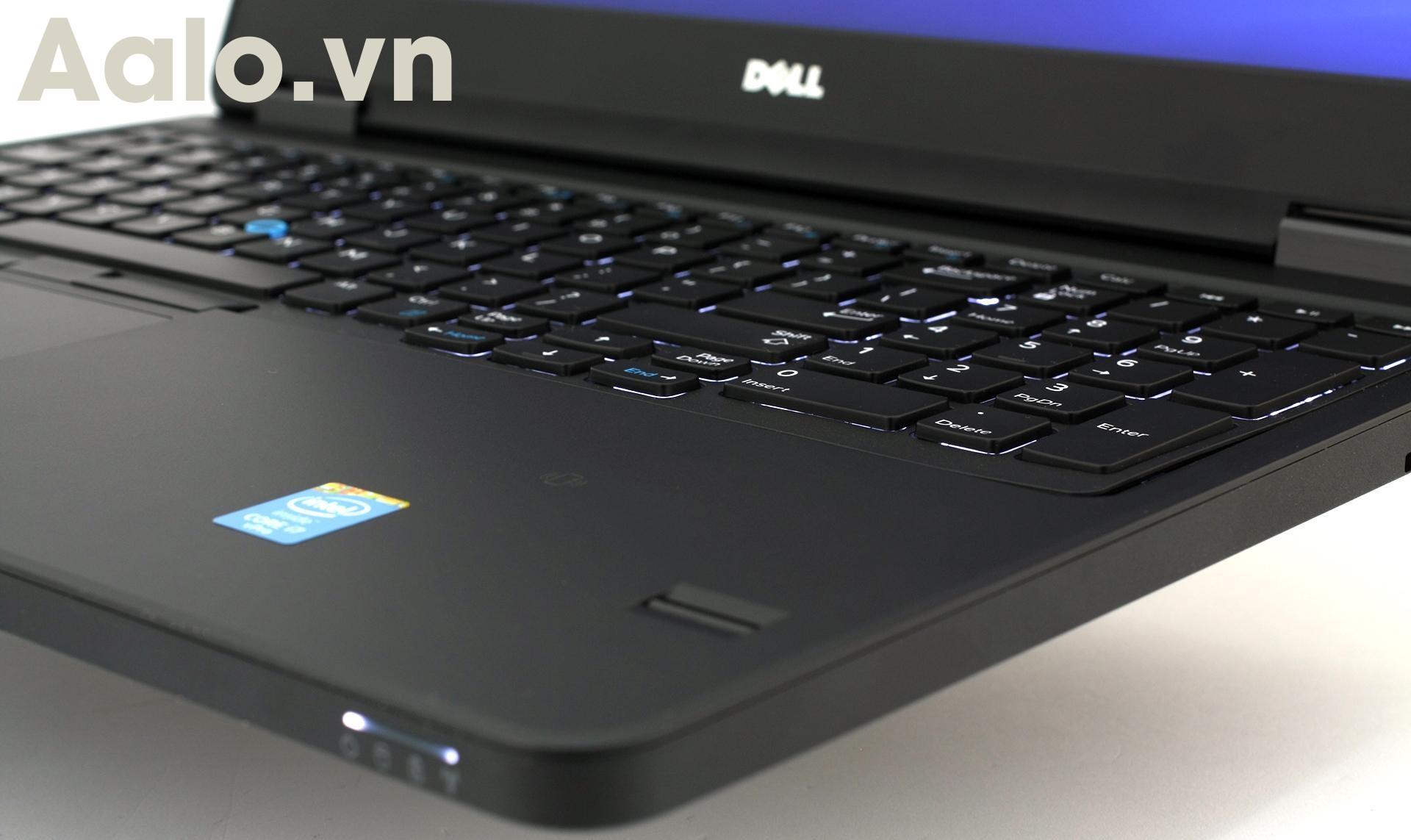 Laptop cũ Dell Latitude E5550 (I7 5600U/ 4GB/ HDD 320GB/ 15.6 inch HD)