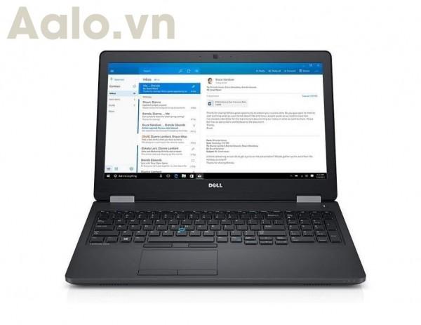 Laptop cũ Dell latitude E5570 ( i7-6500U/ RAM 8GB/ Ổ SSD 256GB/ 15.6 FHD)