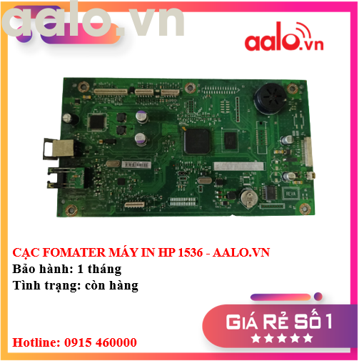 CẠC FOMATER MÁY IN HP 1536 - AALO.VN