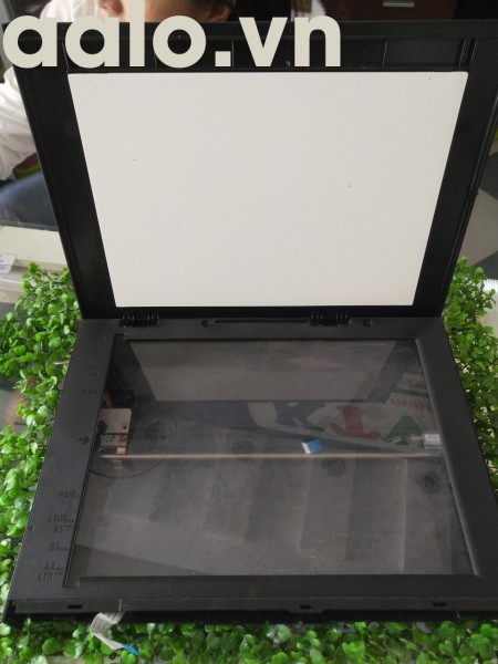 Mặt trên và khay scan Máy in laser Canon MF3010