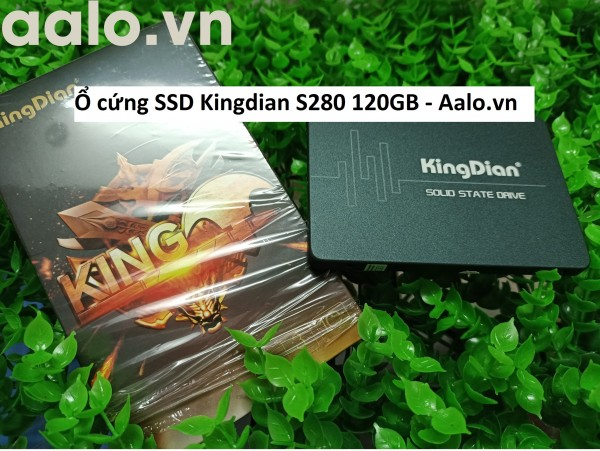 Ổ cứng SSD Kingdian S280 120GB