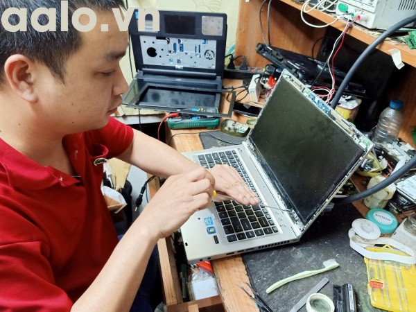 Sửa laptop TOSHIBA PA3634U PA3817U L655 C650 lỗi không nhận pin