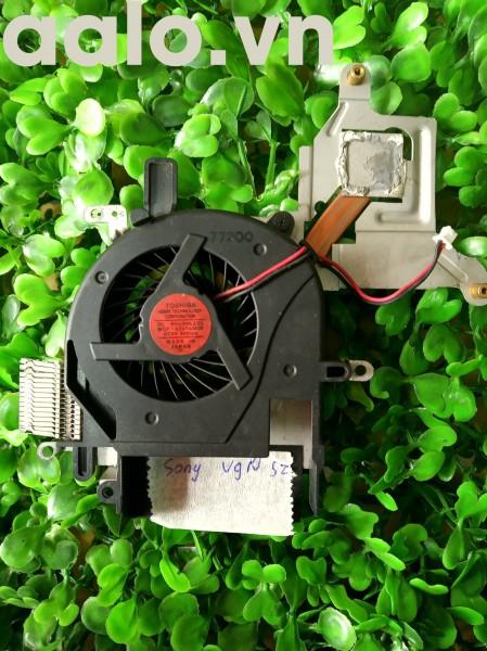 Quạt Tản Nhiệt Chip Laptop VAIO VGN-SZ Series