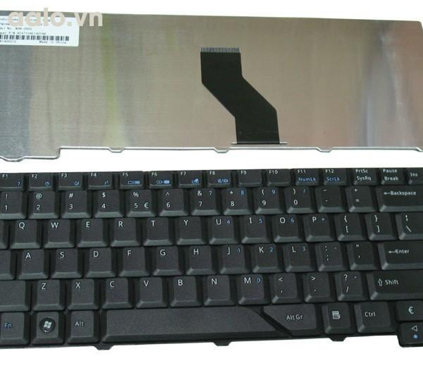 Bàn phím Laptop Acer 4310 4510 4710 4710 4320 4520 4720 4920 đen - Keyboard Acer