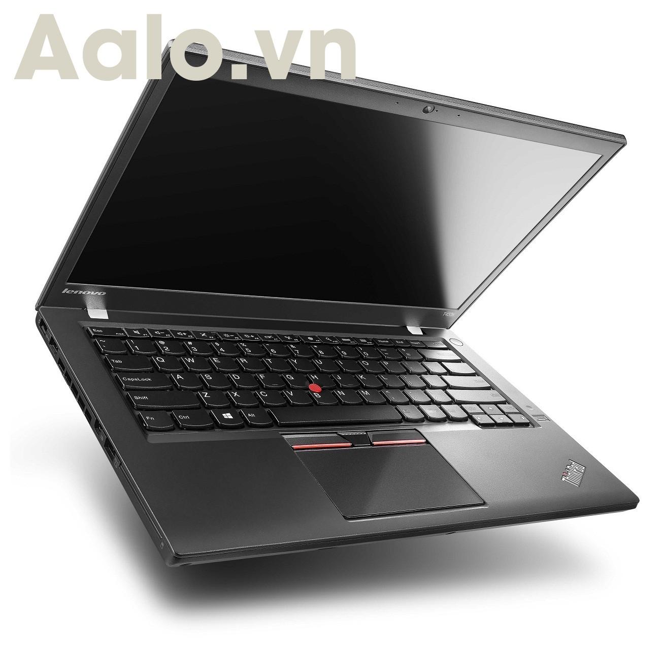 Laptop cũ Lenovo Thinkpad T450 (I5-5300U/ 4GB/ HDD 500GB/ GT940/ 14 inch FHD)