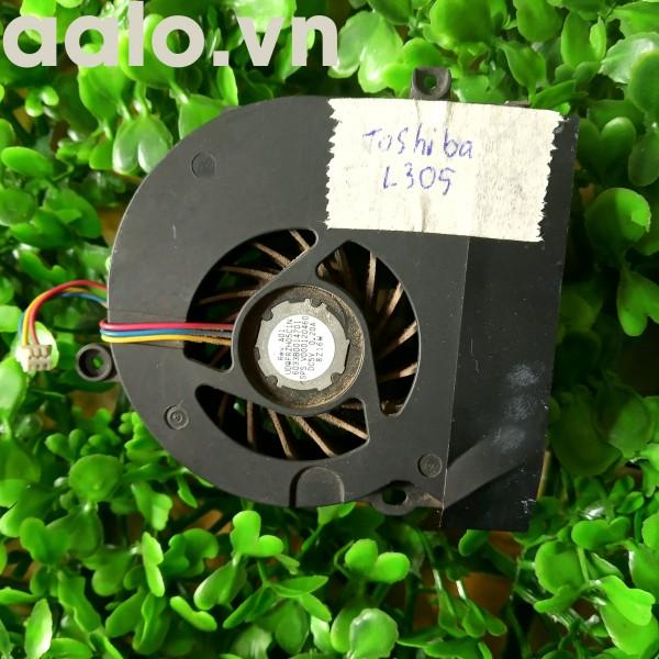 Quạt tỏa nhiệt laptop Toshiba Satellite L300, L305 15:40