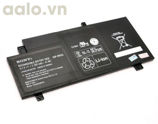 Pin Laptop Sony BPS34 B13BPS34 - Battery Sony